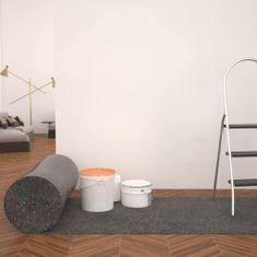shumee Protiskluzové folie, malířský fleece 2ks 50 m 280 g/m², šedá