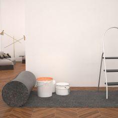 shumee Protiskluzové folie malířský fleece 2 ks 50 m 180 g/m² šedé
