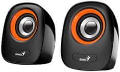 Genius SP-Q160, fekete/narancssárga (31730027402)