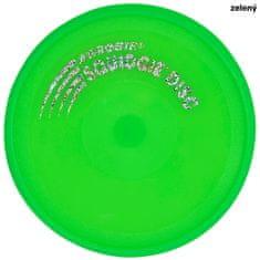 frisbee - létající talíř Squidgie - zelený