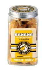 KIWI WALKER Banan liofilizowany 70 g