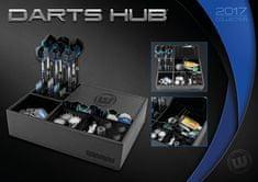Winmau Darts Hub, box na šipky s příslušenstvím