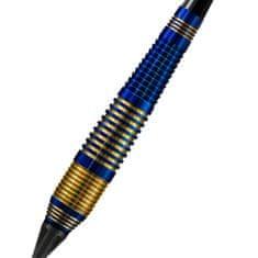 Harrows Šípky soft Vivid Blue 18g, brass