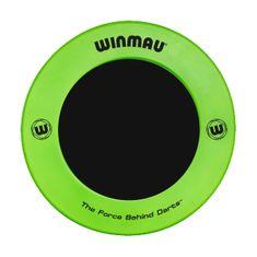 Winmau Ochrana k terčom s logom, zelená