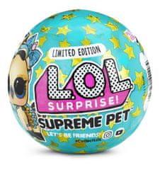 Alltoys L.O.L. Pets Supreme Limited Edition, Svatební koníček, PDQ