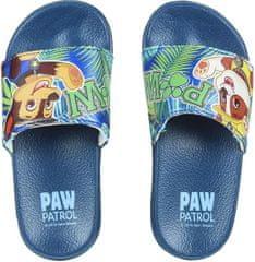 Cerda Pantofle Paw Patrol / sandály Paw Patrol modré Velikost: 28/29
