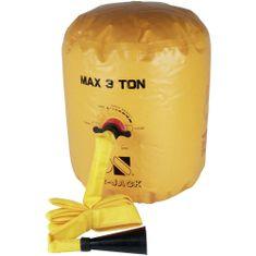 Toolcraft Balónový zdvihák Air Jack 30178, pre vozidlá do 3 t, max.výška 60 cm