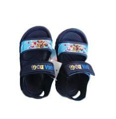 SETINO Chlapčenské sandále Paw Patrol - tmavo modrá