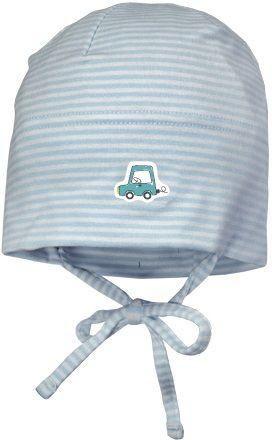 Maximo czapka chłopięca 37 niebieska