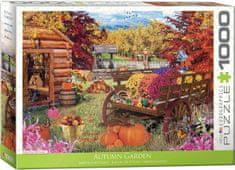 EuroGraphics Puzzle 1000 db Autumn Garden