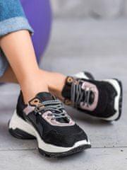 Nőitornacipő 62767 + Nőin zokni Gatta Calzino Strech
