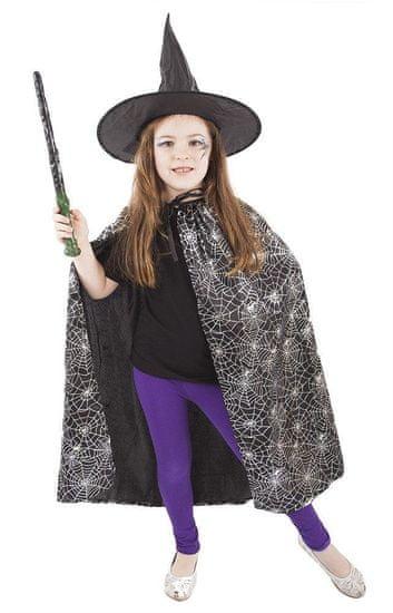Kostým čarodejnice - čarodejník / Halloween
