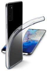 CellularLine Fine maska za Samsung Galaxy S20, prozirna