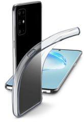 CellularLine Extratenký zadný kryt Fine pre Samsung Galaxy S20, bezfarebný FINECGALS11T