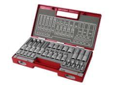 Fortum Kľúče zástrčné a nástrčné Torx, 32-dielna sada