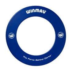 Winmau Ochrana k terčom s logom, modrá