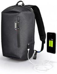 Port Designs San Francisco Backpack batoh na 15,6″ notebook a 10,1″ tablet 135063, šedý