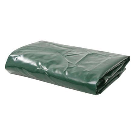 shumee zöld ponyva 650 g/m² 3,5 x 5 m