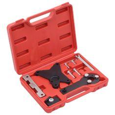 shumee 9-częściowy zestaw narzędzi do regulacji silnika