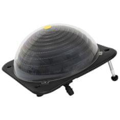 shumee Solarny podgrzewacz basenowy, 75x75x36 cm, HDPE, aluminium