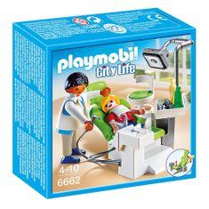 Playmobil Zubár Playmobil, Život v meste, 26 dielikov