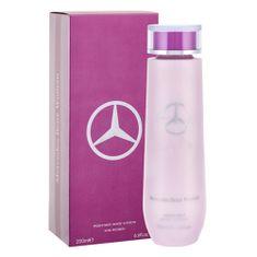 Mercedes-Benz testápoló, Nő, 200 ml