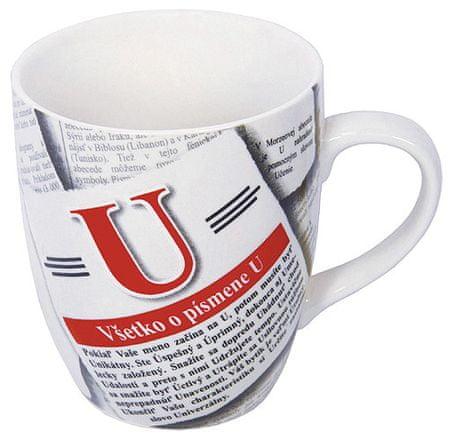 Co mówią litery…?, Wszystko o literze U
