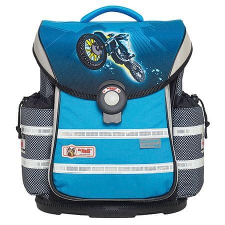 McNeill Mc Neill iskolatáska, Motocross versenyző / ERGO Light PLUS
