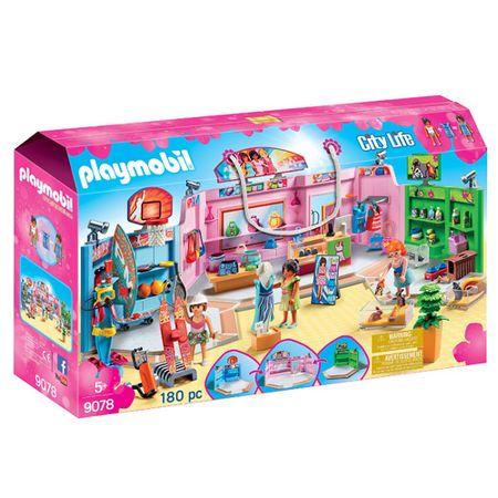 Playmobil Trgovski center , M NSW KRATEK JDI
