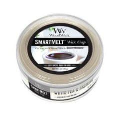 Woodwick Vonný vosk , Bílý čaj a jasmín, 28 g
