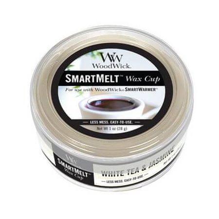 Woodwick Illatos viasz , Fehér tea és jázmin, 28 g