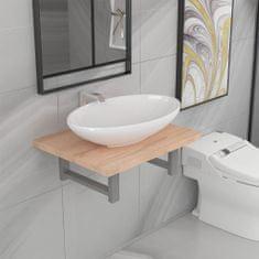 shumee 2dílný set koupelnového nábytku