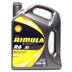 Shell Motorový olej , RIMULA R6 M 10W-40 4l
