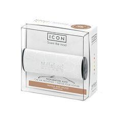 Millefiori Milano Vůně do auta , Icon, Urban/Vanilka a dřevo, bílá