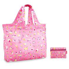 Reisenthel Torba za plažo , Živali, roza mini maxi otroška torba za na plažo