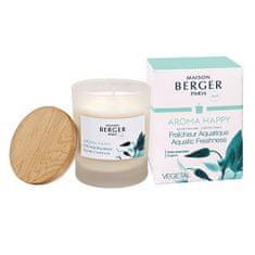 Lampe Berger Świeca zapachowa Maison Berger Paris, Świeżość wody, 180 g