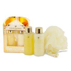 Grace Cole női fürdőkészlet, 3 darab bergamott, gyömbér és citromfű