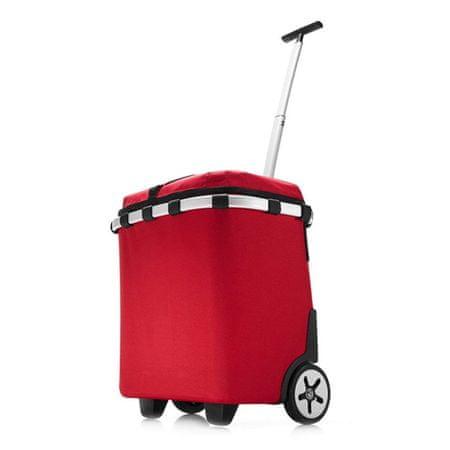Reisenthel Nakupovalni voziček , rdeča nosilec motorja iso