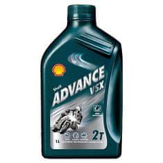 Shell Motorový olej , Advance VSX 1L