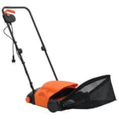 shumee Elektrický rozrývač trávníku 20 l 400 W