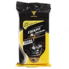 Coyote Interiérové ubrousky , Aroma vanilka, 30 ks