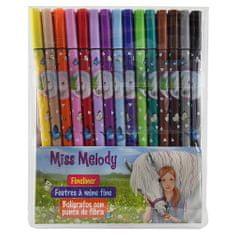 Miss Melody Fixky , 15 farieb
