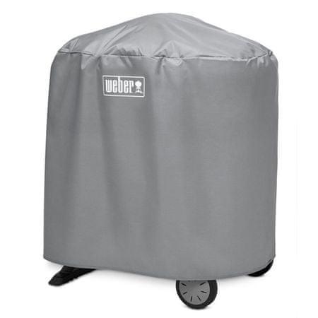 WEBER védőburkolat, Q ™ 100/1000 és 200/2000 grillekhez állvány vagy kocsi segítségével