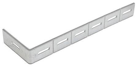Regulowany uchwyt ścienny, Regulowany wspornik do montażu na ścianie 28x8x3 cm