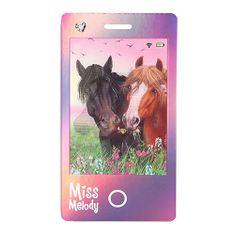 Miss Melody Zápisník ASST, fialový