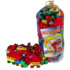 Lori Toys Stavebnica Lori 500ks