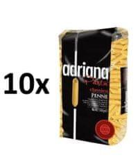 Adriana Penne těstoviny semolinové sušené 10× 500g