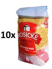 Rosické Těstoviny Torti vretena malé 10 × 500g