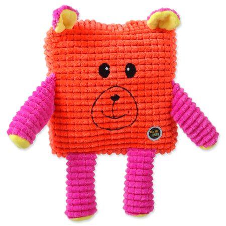 BeFUN Calypso igračka senior, kvadratna narančasta, 17,5 cm