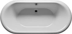 Riho Akrylátová vana RIHO DUA , oválná, volně stojící 1800*860, bílá, BD01